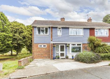 Thumbnail 4 bed semi-detached house for sale in The Grove, Sidcup