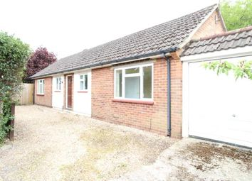 Thumbnail 2 bedroom bungalow for sale in Church Crookham, Fleet, Hampshire