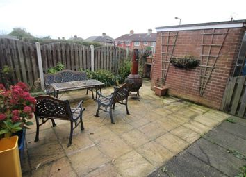 Thumbnail 2 bed flat for sale in Templar Close, Thurcroft, Rotherham