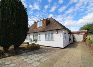 Thumbnail 3 bed detached bungalow for sale in Mill Lane, Hastings, East Sussex