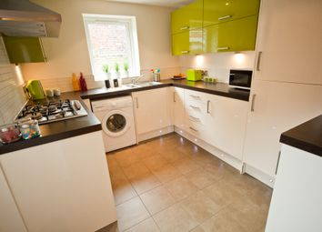 Thumbnail 4 bed terraced house to rent in Charnock Street, Preston, Lancashire