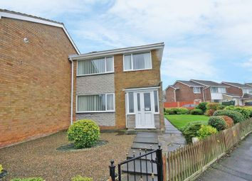 Thumbnail 3 bed terraced house for sale in Victoria Close, New Marske, Redcar