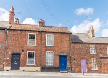 Thumbnail 2 bed terraced house for sale in High Street, Twyford, Reading