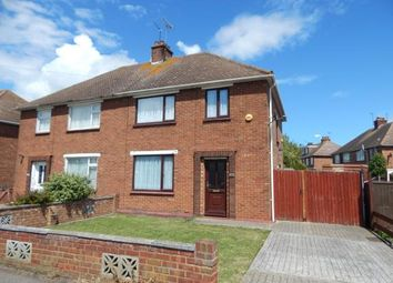 Thumbnail 3 bed semi-detached house for sale in Medway Road, Sheerness, Kent