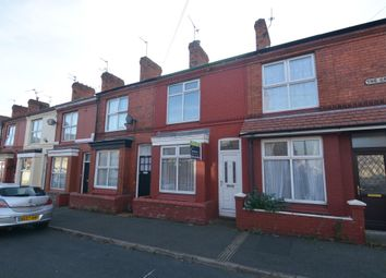 Thumbnail 1 bedroom terraced house to rent in The Grove, Wallasey