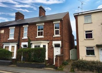 Thumbnail 3 bed end terrace house to rent in Wolverhampton Road, Stafford