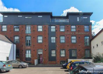 Thumbnail 1 bedroom flat to rent in Burt Street, Cardiff