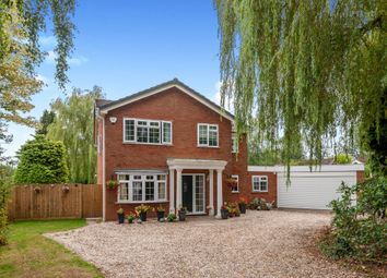 Thumbnail 4 bed detached house for sale in Newport Road, Gnosall, Stafford