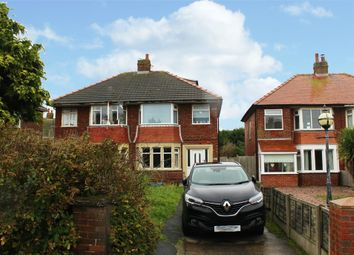 Thumbnail 3 bed semi-detached house for sale in Norcliffe Road, Blackpool, Lancashire