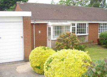 Thumbnail 2 bed semi-detached bungalow for sale in Old Road, Dukinfield