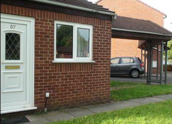 Thumbnail 2 bed flat to rent in Ashdown Lane, Birchwood, Warrington