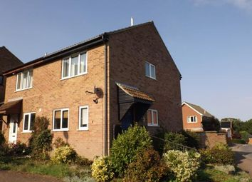Thumbnail 2 bed semi-detached house for sale in Cromer, Norfolk, United Kingdom