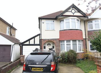 Thumbnail 3 bedroom semi-detached house for sale in Church Hill Road, North Cheam, Sutton
