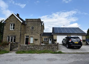 Thumbnail 3 bed detached house for sale in Chapel-En-Le-Frith, High Peak
