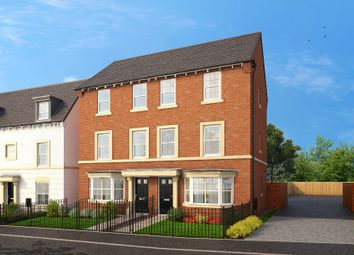 "Thumbnail 4 bed property for sale in ""The Stratford At Capella"" at Manham Hill, Eastfield, Scarborough"