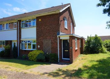 Thumbnail 3 bed end terrace house for sale in Pinks Hill, Swanley