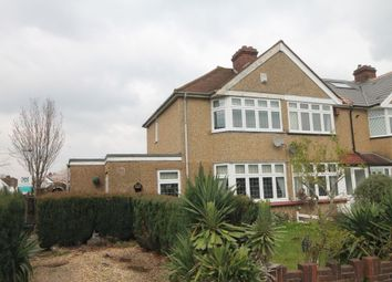 Thumbnail 4 bedroom end terrace house for sale in Walwyn Avenue, Bickley, Bromley