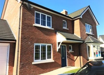 Thumbnail 3 bed semi-detached house to rent in 14 Close Caaig, Reayrt Ny Cronk, Peel