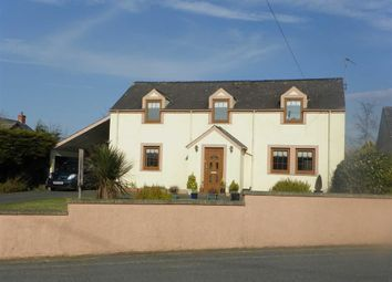 Thumbnail 4 bed detached house for sale in Croesgoch, Haverfordwest