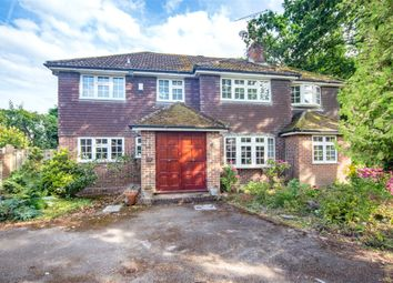Thumbnail 4 bed detached house for sale in Crosby Gardens, Yateley, Hampshire