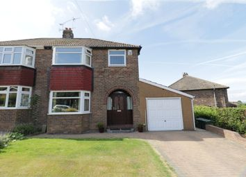 Thumbnail 3 bed semi-detached house for sale in Arran Hill, Thrybergh, Rotherham, South Yorkshire