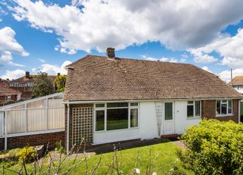 Thumbnail 3 bed detached bungalow for sale in Benedict Drive, Worthing