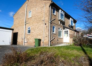 Thumbnail 1 bed flat to rent in Alder Avenue, Wakefield