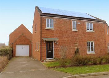 Thumbnail 4 bed semi-detached house for sale in Sandbourne Road, Swindon