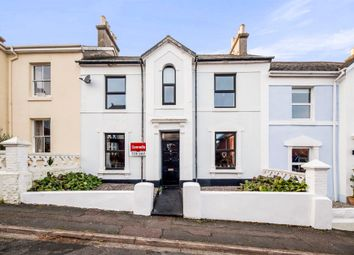 Thumbnail 3 bed terraced house for sale in Mount Pleasant Road, Newton Abbot
