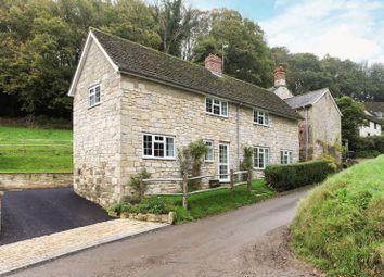 Thumbnail 3 bed detached house for sale in Sutton Row, Sutton Mandeville, Salisbury