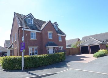 Thumbnail 5 bed detached house for sale in Bridgewater Drive, Buckshaw Village