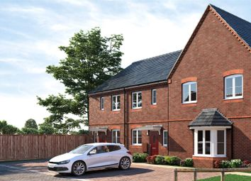 Thumbnail 2 bed end terrace house for sale in Plot 7, Deanfield Place, Reading Road, Cholsey, Oxfordshire