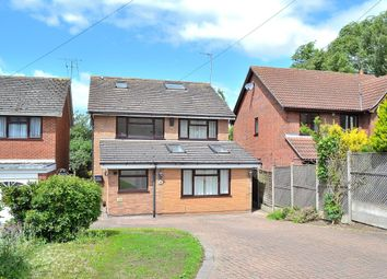 Thumbnail 5 bed detached house for sale in John Eliot Close, Nazeing, Waltham Abbey