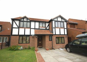 Thumbnail 6 bed detached house for sale in Beaver Close, Pity Me, Rosemount, Durham