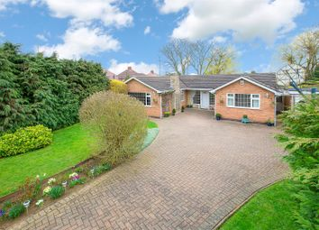 Thumbnail 3 bed detached bungalow for sale in Pipers Close, Kettering
