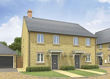 "Thumbnail 3 bed end terrace house for sale in ""Ashurst"" at Tumbler Way, Carterton"