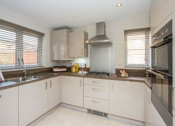 Thumbnail 3 bedroom town house for sale in Grosvenor Gate, Humberstone, Leicester