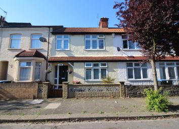 Thumbnail 3 bed terraced house for sale in Holmwood Road, Enfield