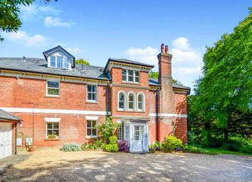 Thumbnail 2 bed flat for sale in Pearson Lane, Shawford, Winchester
