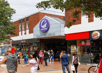 Thumbnail Commercial property to let in Grays Shopping Centre, Crown Road, Grays, Essex