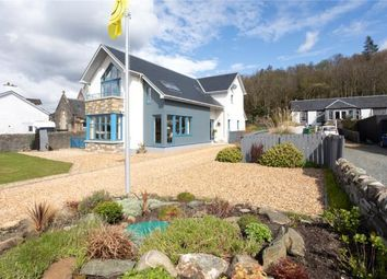 Thumbnail 4 bed detached house for sale in Riviera, Strone, Dunoon, Argyll And Bute