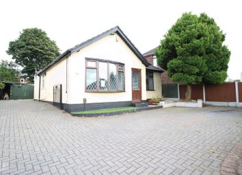 Thumbnail 3 bed detached bungalow for sale in 89 Park Lane, Knypersley, Staffordshire.