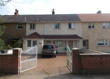Thumbnail 3 bed terraced house for sale in Waterhall Road, Fairwater, Cardiff