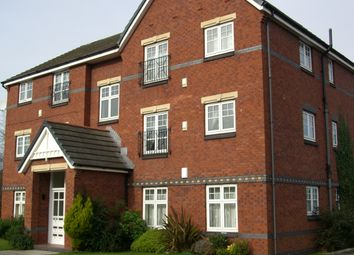 Thumbnail 2 bed flat to rent in Larkspur Close, Southport