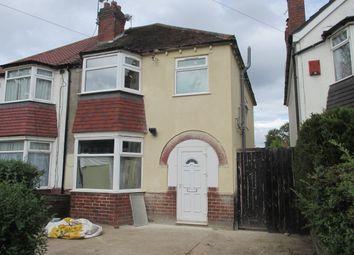 Thumbnail 3 bed semi-detached house to rent in Ridgeacre Lane, Quinton, Birmingham