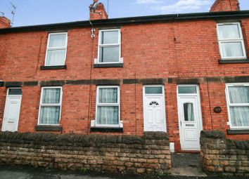 Thumbnail 2 bedroom terraced house for sale in Cinderhill Road, Bulwell, Nottingham