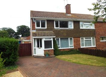 Thumbnail 3 bed semi-detached house to rent in Pine Road, Romsey