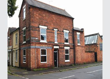 Thumbnail 4 bed end terrace house for sale in Brooksby Street, Leicester