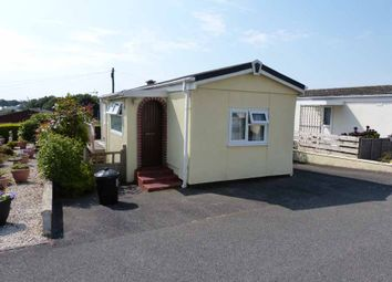 Thumbnail 1 bed mobile/park home for sale in Warwick Drive, St Austell