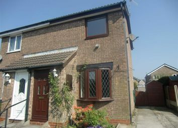Thumbnail 1 bed semi-detached house to rent in Osborne Way, Helmshore, Lancashire